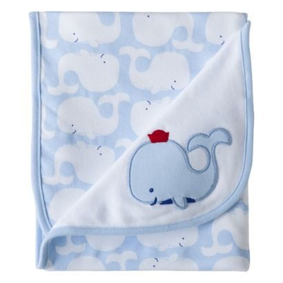 Just One You Made By Carter S 174 Newborn Boys Whale Blanket