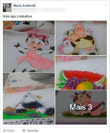 Tenha acesso a mais de 80 aulas de pintura em tecido para iniciantes ou experientes através do nosso curso online de pintura em tecido.