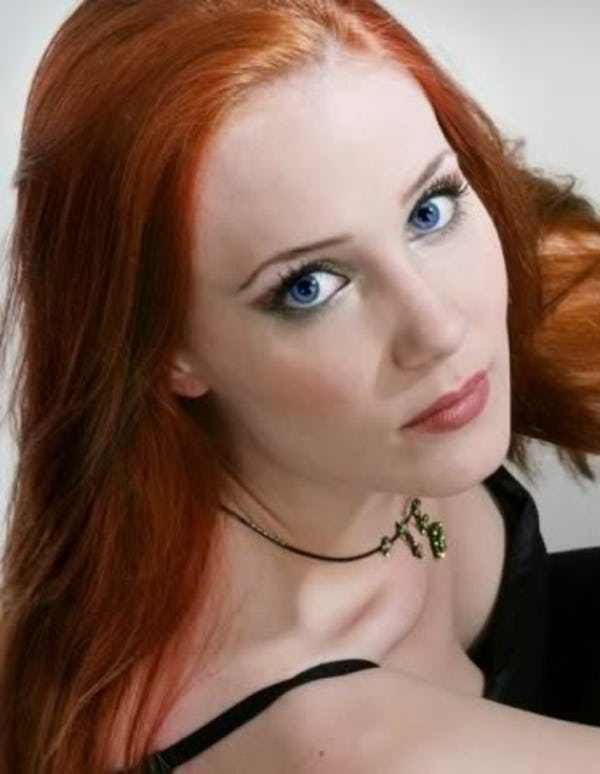 The Most Attractive Redheads Ever Redhead Hairstyles Beautiful Red Hair Red Hair Freckles