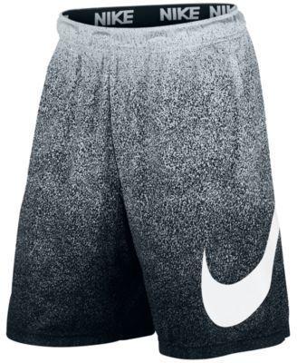 NIKE Nike Men's Printed Dri-Fit Fly Shorts. #nike #cloth # shorts