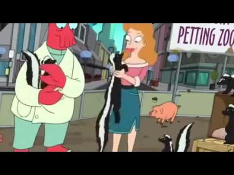 Futurama Full Episodes Season 7 Episode 25 Stench and Stenchibility