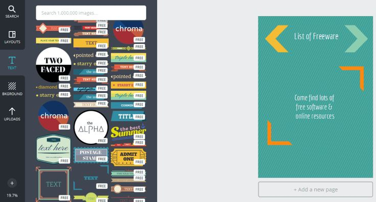 13 Free Online Poster Makers