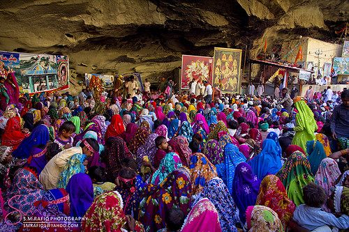 HINGLAJ YATRA 2014 IT is the most sacred visit that the Hindu community living in Pakistan and around the globe perform every year and which activity takes place in Baluchistan, some 280 kilometers away from Karachi.