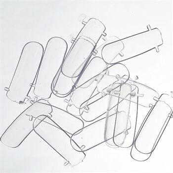Negleforme til gele og akrylnegle