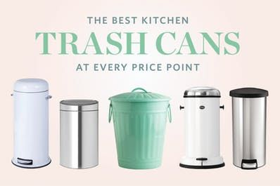 The Best Kitchen Trash Cans, At Every Price Point | Apartment Therapy