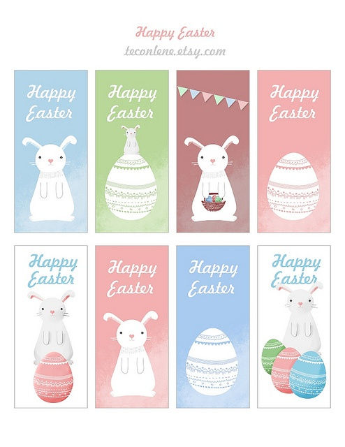 17 best images about design easter tags on pinterest hoppy easter