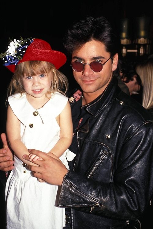 john stamos relationship with the olsen twins