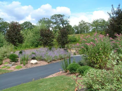 17 best ideas about circle driveway on pinterest circle for Circular driveway landscaping pictures