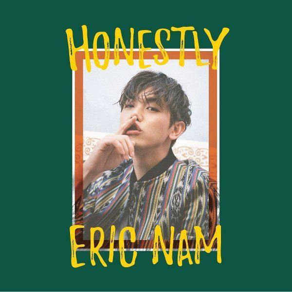 Download Mini Album Eric Nam Honestly Mp3 Itunes Plus Aac