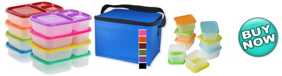 Buy EasyLunchboxes on Amazon and get FREE shipping!