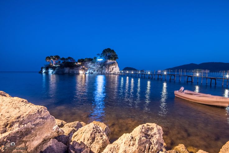 Cameo island in Zakynthos. A place you need to visit if you ever been to Zante! Enjoy!