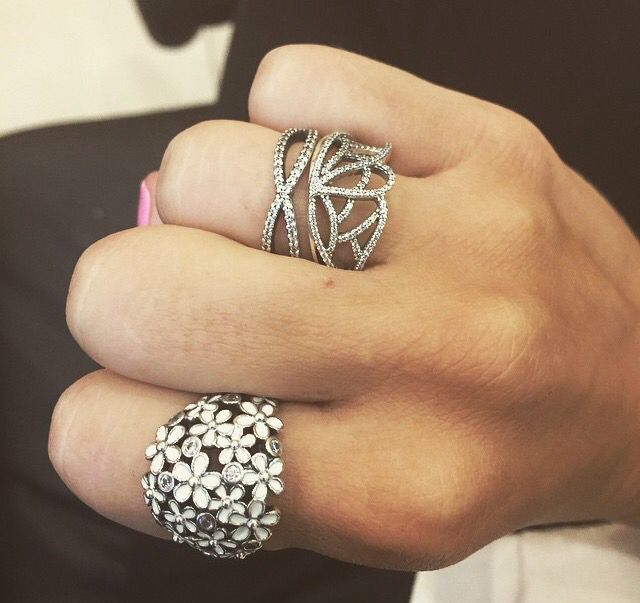 Pandora Jewelry Los Angeles: 600 Best Images About Pandora Rings On Pinterest