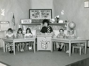 Romper Room.. Remember the Magic Mirror. I see Kathy and... On at 11:30 am