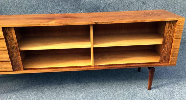 Rosewood Sideboard by H. W. Klein for Bramin, 1960s 6