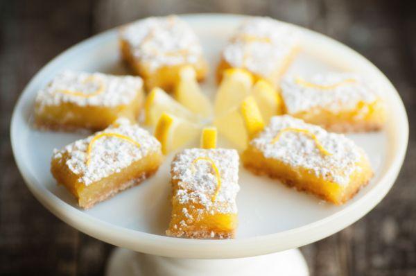 Lemon bars di Csaba dalla Zorza