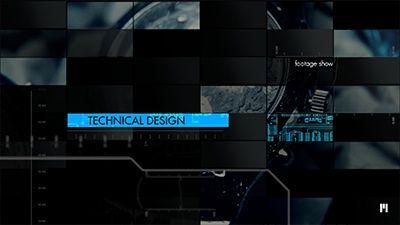 Technical Footage Show - motionVFX.com
