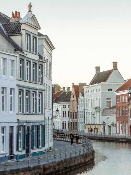 Bruges, Belgium. By Hoang Nam VO