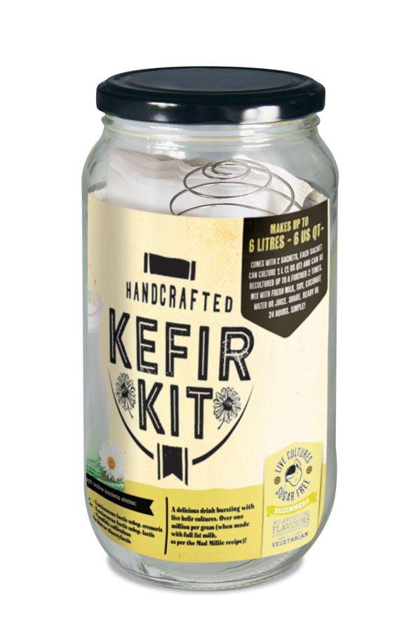Mad Millie's Kefir Kit.
