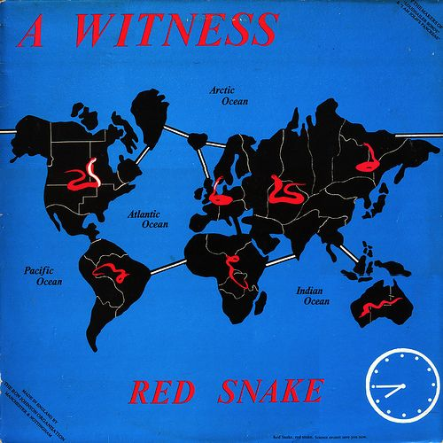 A Witness – Red Snake (1980)
