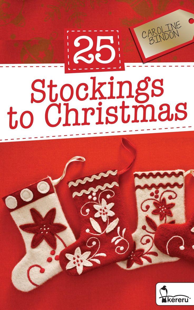 25 Stockings to Christmas - Caroline Bindon