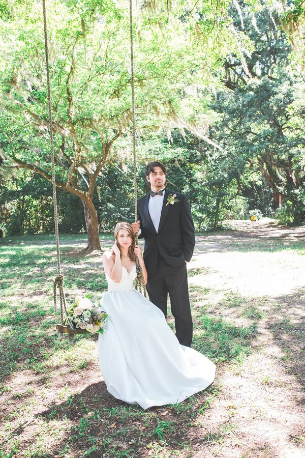 Lowcountry Inspired Wedding Ideas