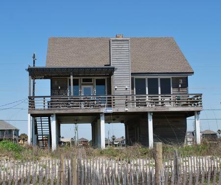 Seehaus 3 Bedroom 2 5 Bath Sleeps 12 Beachfront In Sea Isle Sand 39 N Sea Properties Llc