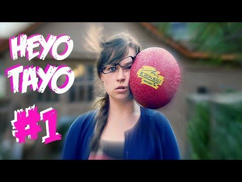 BALLS TO THE FACE!! // Heyo Tayo #1 Tayo tells stories :D