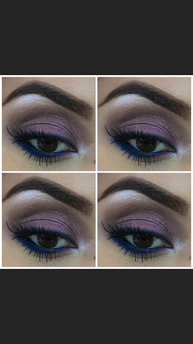 Purple lid
