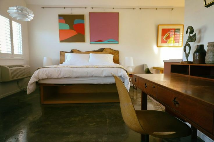 Vintage lovers can stay in retro style at revamped Santa Rosa lodgings like the Astro Motel(pictured) andFlamingo Resort in Santa Rosa. Sonoma County is a treasure trove of vintage and secondhand shops, check out Railroad Square in Santa Rosa, and downtown Healdsburg, Sonoma and Petaluma. (Photo by Christopher Chung)