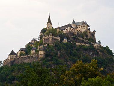 Hochosterwitz Castle - Carinthia, Austria