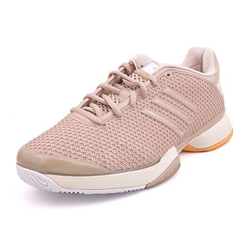 adidas Barricade 8 Stella McCartney Womens Women's Tennis and Racquet Sports Shoes Shoes 115 GingerClementine >>> For more information, visit image link.