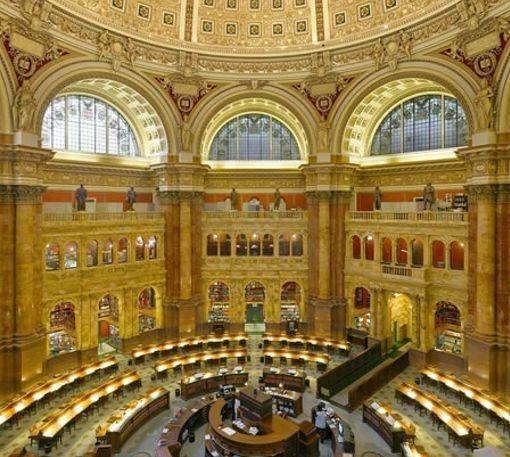 Biblioteca del Congreso, Wahington, DC, EE.UU.