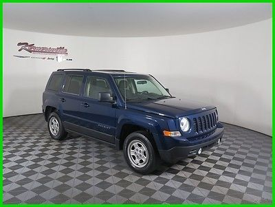 eBay: 2014 Jeep Patriot Sport 4x4 I4 SUV Keyless Entry Cruise Control 57995 Miles 2014 Jeep Patriot 4WD SUV Cloth Seats AUX… #jeep #jeeplife