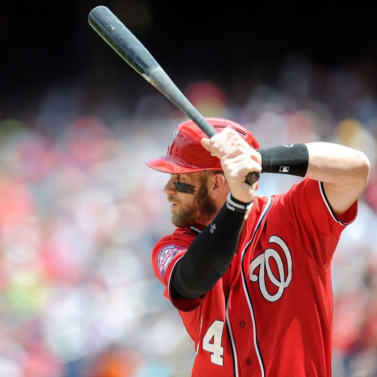 Bryce Harper's teammates and rivals make his MVP case