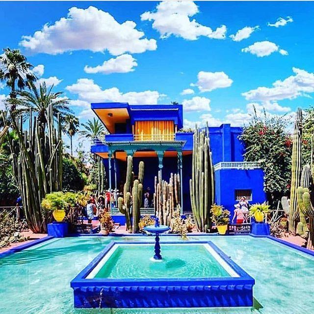 Yves Saint Laurent Museum Marrakech Mmeeerion Jardin