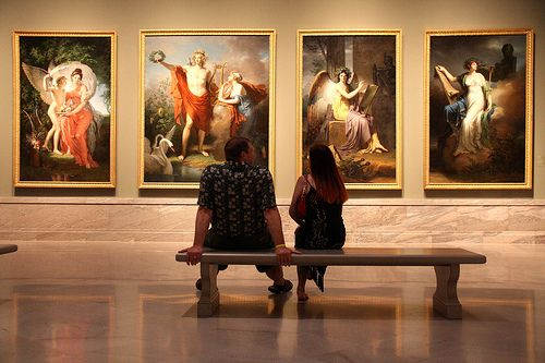 Time to Reflect - Enjoy the arts in Cleveland, #Ohio!