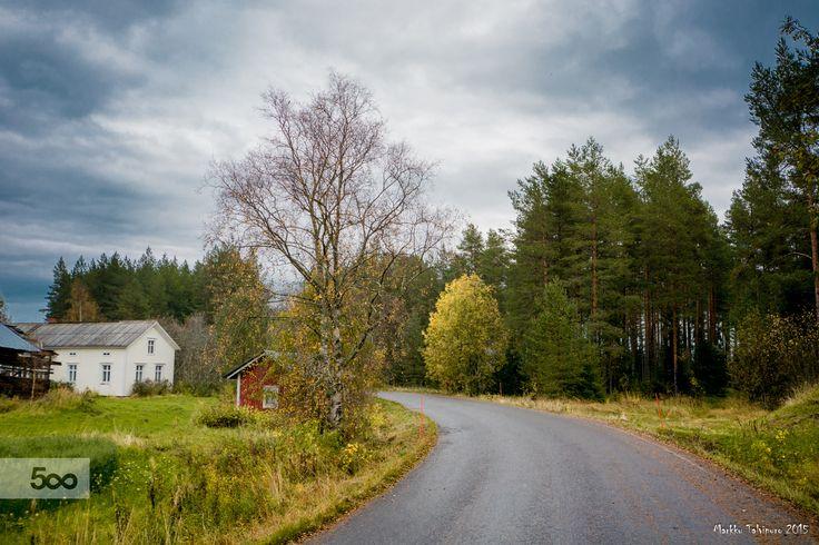 Countryside by Markku Talvipuro on 500px