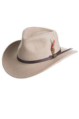 Billings Crushable Wool Waterproof Cowboy Hat Overland Sh...  ff2e4b852a1