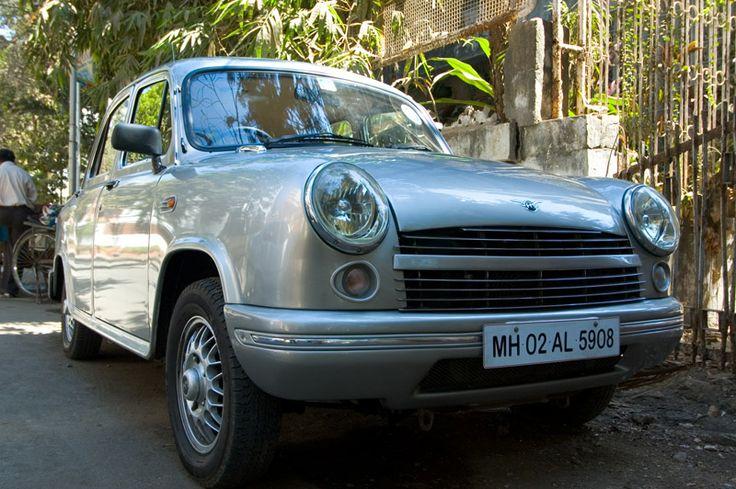 #Hindustan #Ambassador 1.5 DSZ. Molto popolare in India, ma da poco fuori produzione