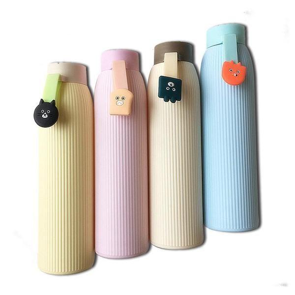 eaf0fdd266 Cute Pastel Kids Juice Water Bottle Infuser 400ml. #pastel #waterbottles # cute #kidsware