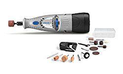 Dremel 7700-1/15 MultiPro 7.2-Volt Cordless Rotary Tool Kit Review