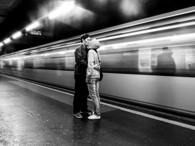 Самые популярные места для поцелуев в петербургском метро  Пресс-секретарь метрополитена северной столицы назвала самые популярные станции для поцелуев в петербургском метро. Список возглавил «Гостиный двор».