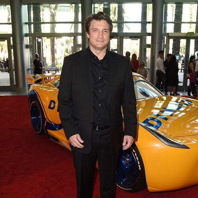 More photos of Nathan and the #Cars3 cast on the red carpet and press from today! 🏎  -  💻 www.nathan-Fillion.net  🐦 nfilliononline  -  #🇨🇦 #natefillion #cars3event #sterling #disney #pixar  #leadelaria #nfo #disneypremiere #owenwilson #kerrywashington #nathanfillion #cars3event #cars3premiere
