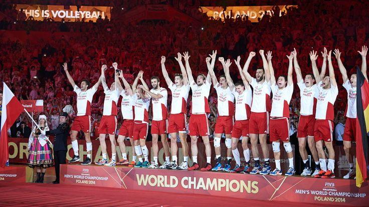 Dokładnie rok temu polscy siatkarze zostali mistrzami świata