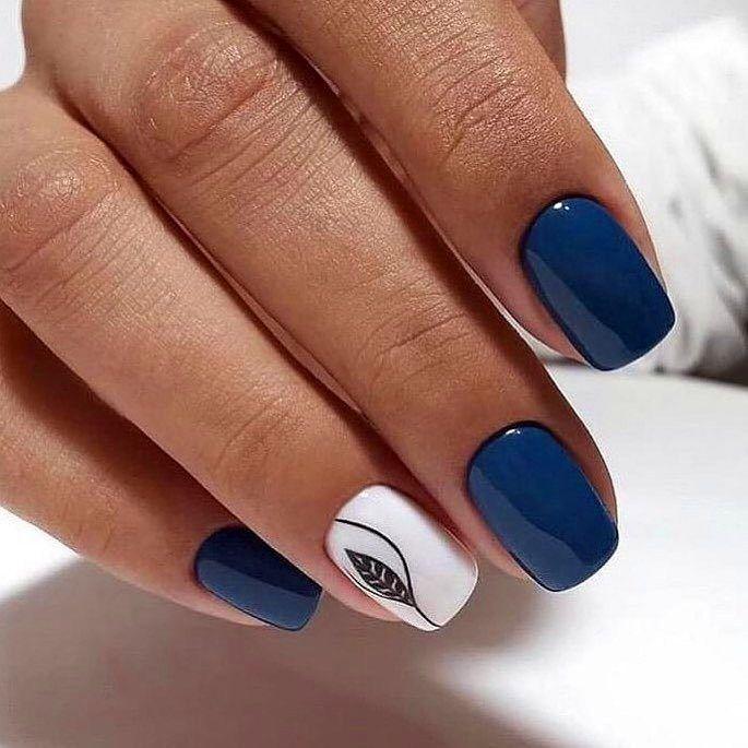 50 meest verbazingwekkende Ombre Nail Art-ontwerpen