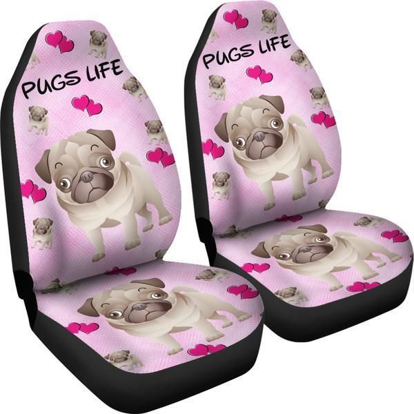 PUGS LIFE Car Seat Covers - Pug Dog Lovers - Car Seat Protection #MalamuteMania #pug #puglife #pugsofinstagram #dogs #dogsofinstagram #doglovers #dogmom #seatcovers #cars #caraccessories #covers #suv #ford #mustang #jeep #gmc #chevy #chrysler #ebay #online #dodgers #onlineshopping #worldwideshipping #instagood #instagram #instalike #instalove