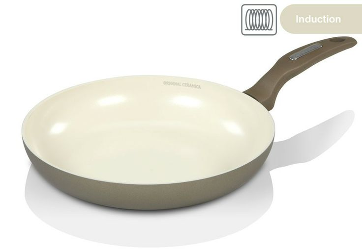 Delimano Suprema Induction Large Frying Pan, 28cm.