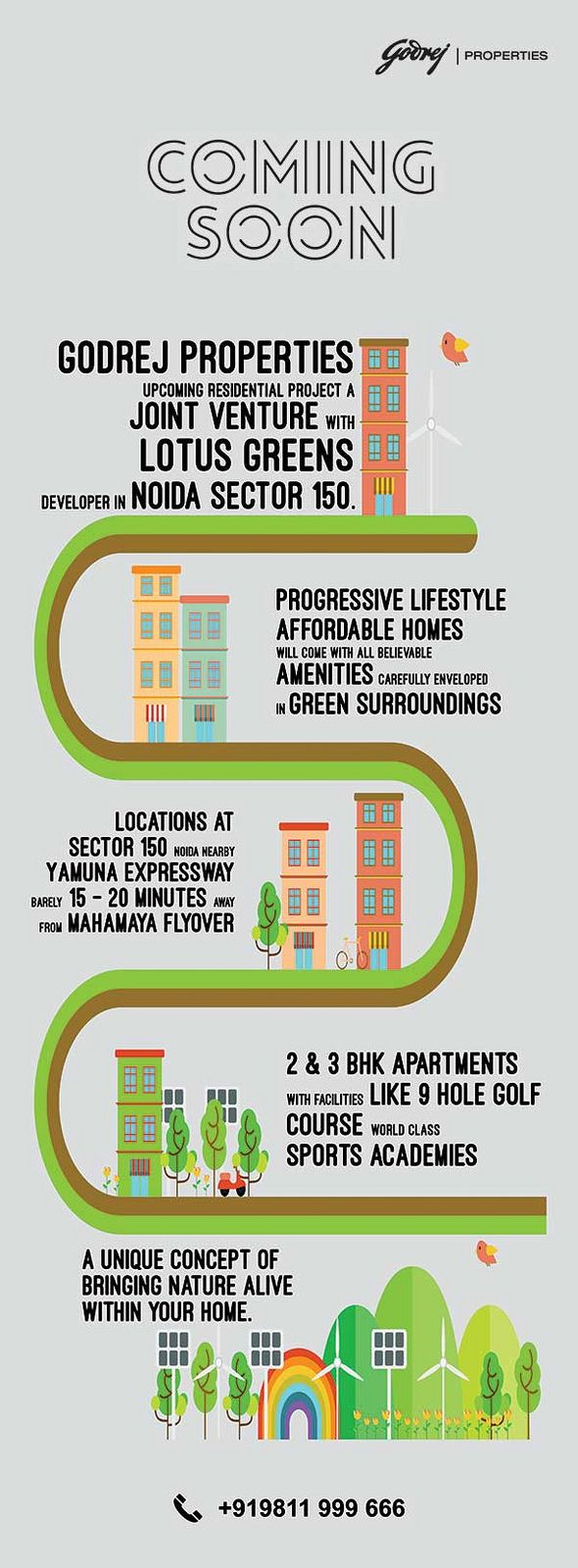 https://flic.kr/p/Q8jerk | Godrej Project Noida Sector 150 | Godrej Project Noida Sector 150 offers the opportunity to enjoy the dynamic city life while living in the spacious comfort of an apartment by Godrej Developer. www.indrealestates.com/project/godrej-properties-noida/
