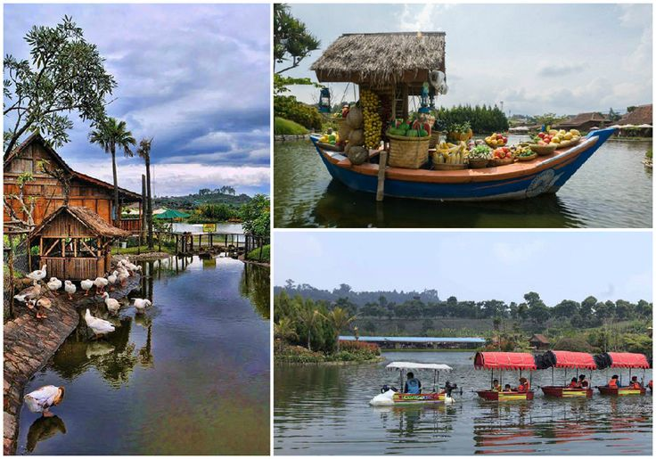 Floating Market (Bandung)