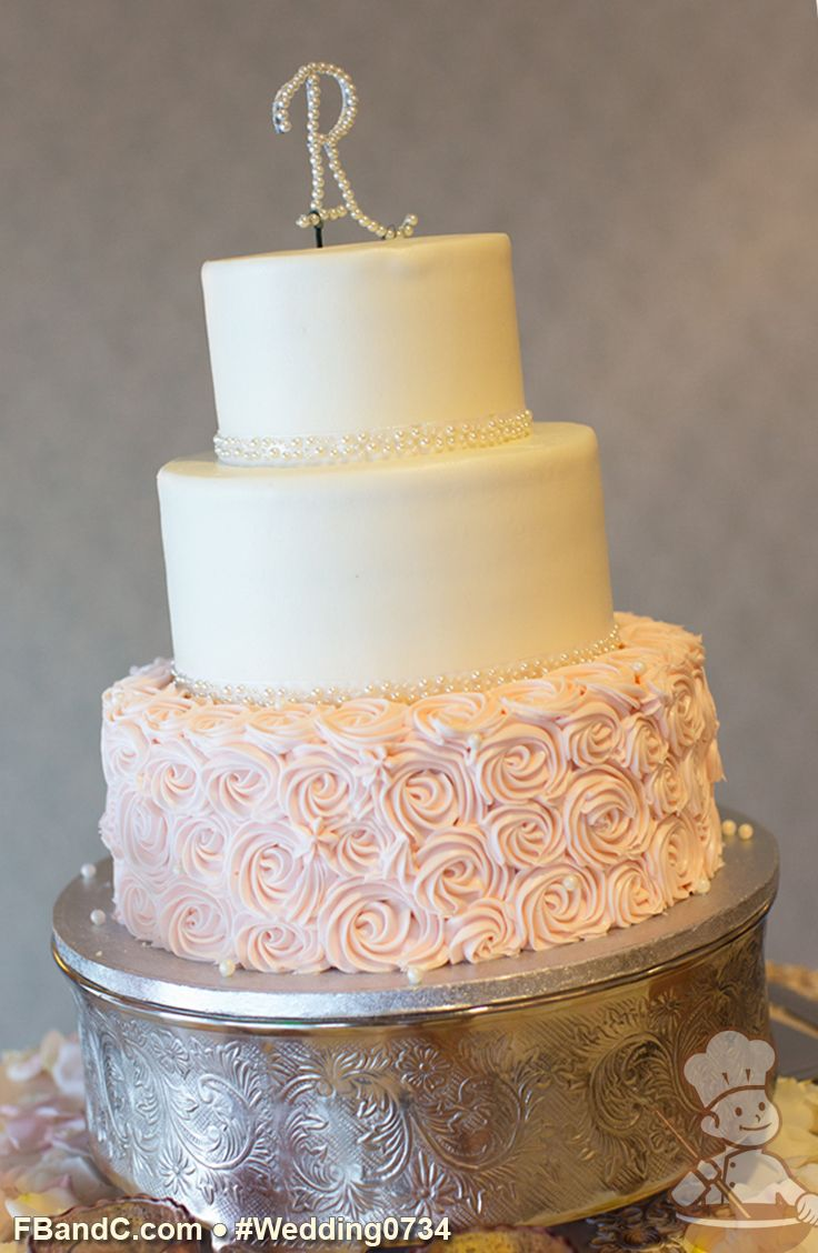 rose swirl wedding cake 218 best images about buttercream wedding cakes on 19308
